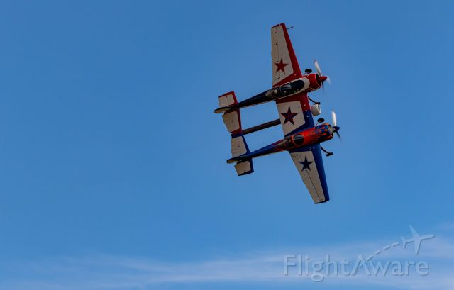 — — - The YAK-110. Made by putting together two YAK-55