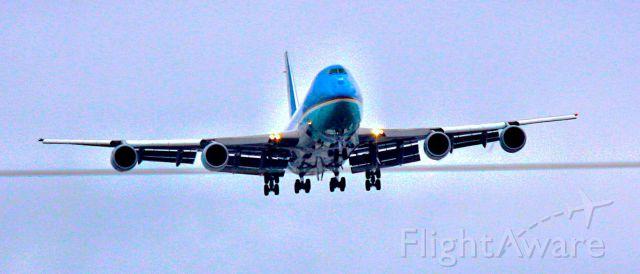 Boeing 747-200 (N29000) - Airforce One @ BOI