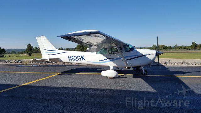 Cessna Skyhawk (N62GK) - Augusta Flying Club