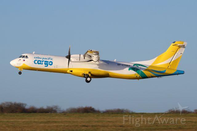 ALENIA Surveyor (ATR-42-500) (RP-C7253) - RPC7253