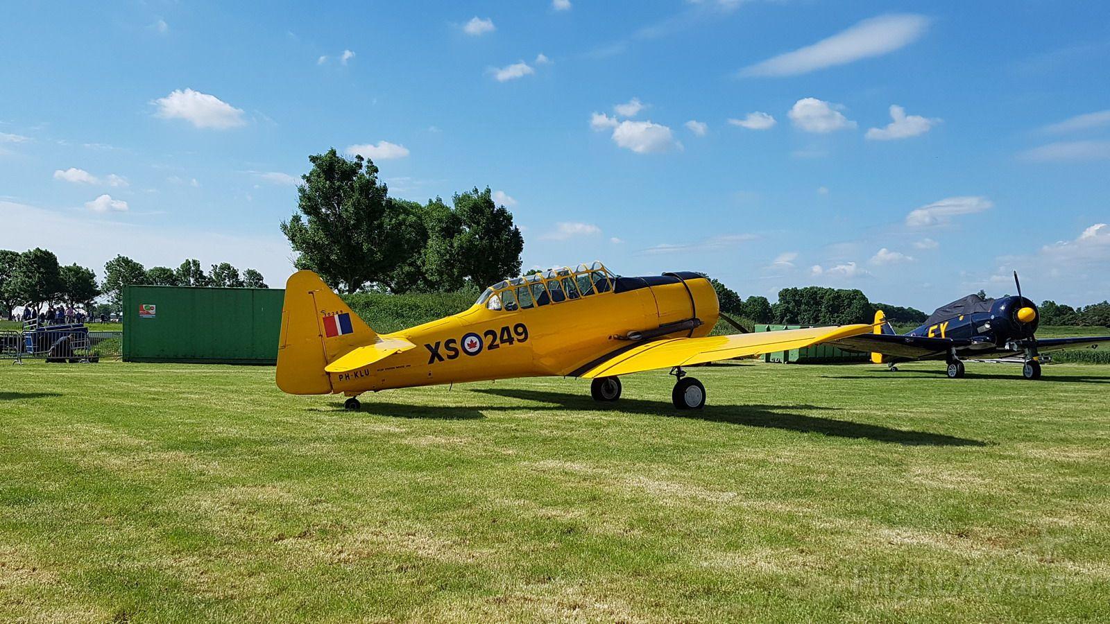 — — - Oostwold Airshow 5 juni 2017.br /North American T-6