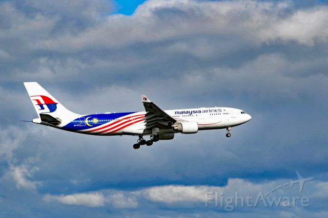 Airbus A330-200 (9M-MTZ)