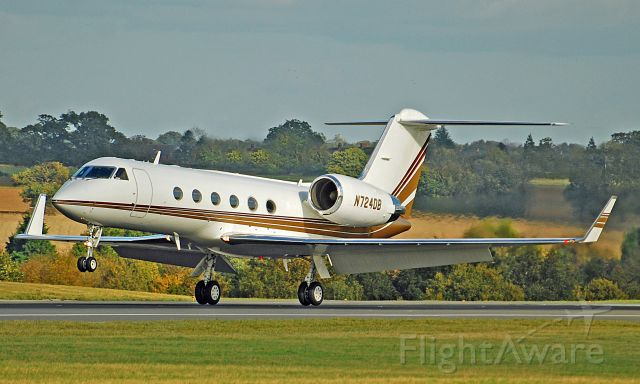 Gulfstream Aerospace Gulfstream IV (N724DB)
