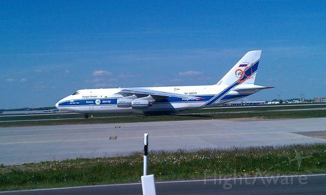 Antonov An-124 Ruslan (VDA4180)