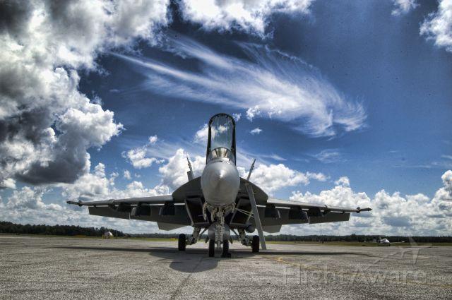 — — - F-18