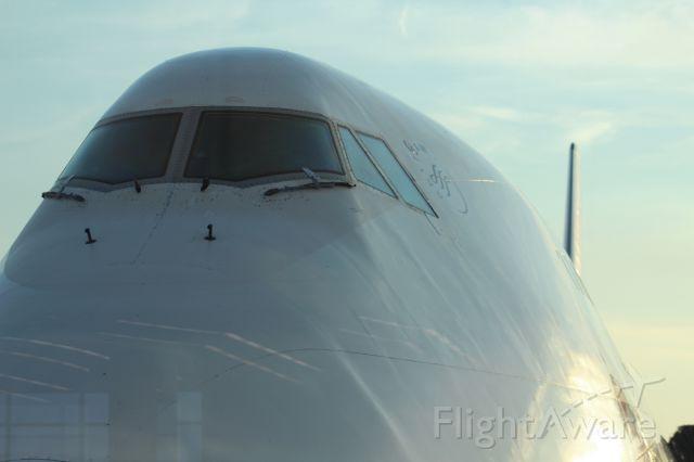 Boeing 747-400 (N672US)