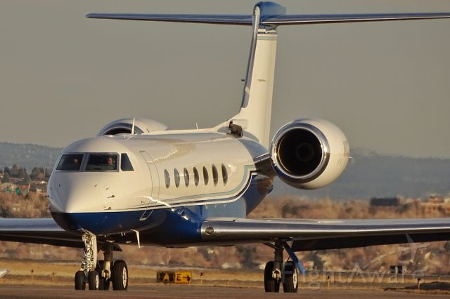 Gulfstream Aerospace Gulfstream V (N1CC)