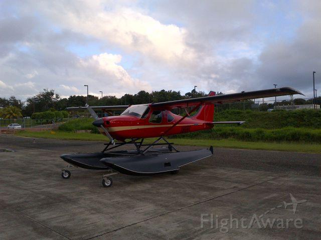 — — - Cool aircraft @General Aviation -> Puerto Plata Intl. Airport.