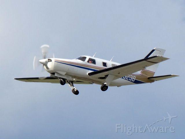 Piper Malibu Mirage (N4323B)