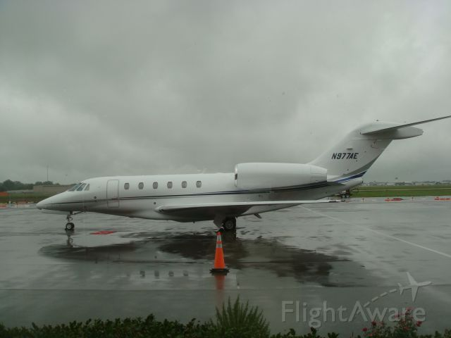 Cessna Citation X (N977AE) - American Eagle Ourfitters