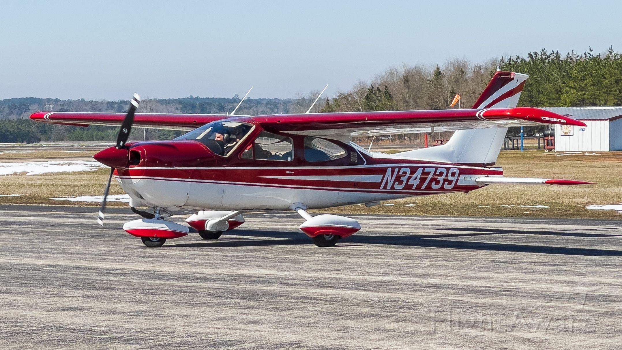 Cessna Cardinal (N34739)