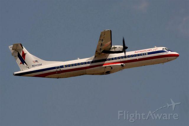 ATR ATR-72 (N540AM)