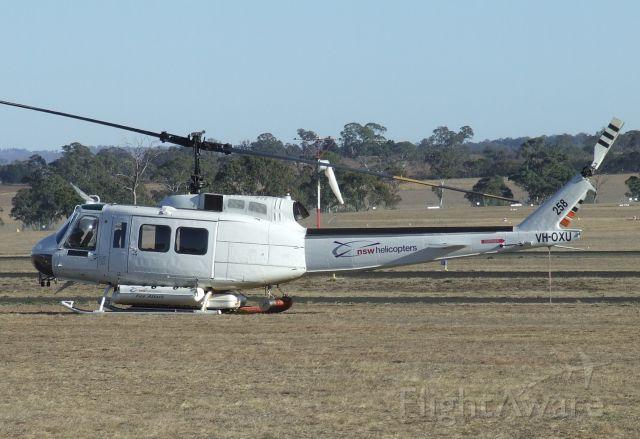Bell UH-1V Iroquois (VH-OXU)