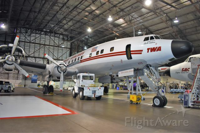 Lockheed EC-121 Constellation (N6937C) - Seen at the National Airline History Museum