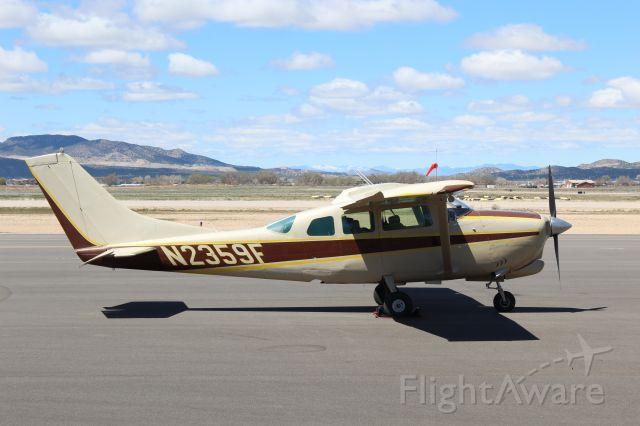 Cessna Centurion (N2359F) - 04/13/2019