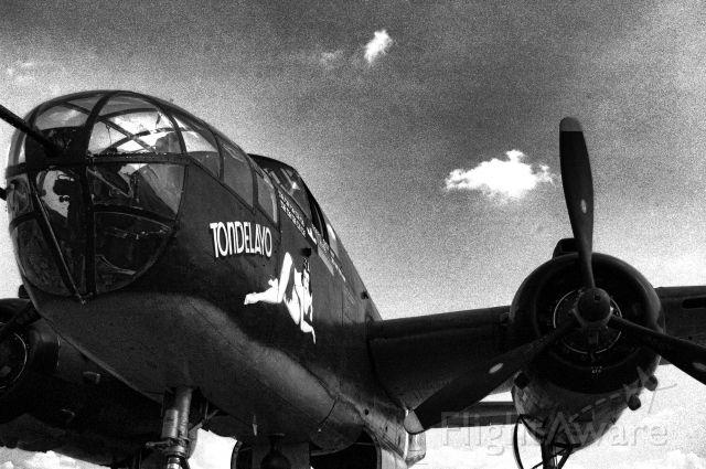 — — - B-25 Mitchell