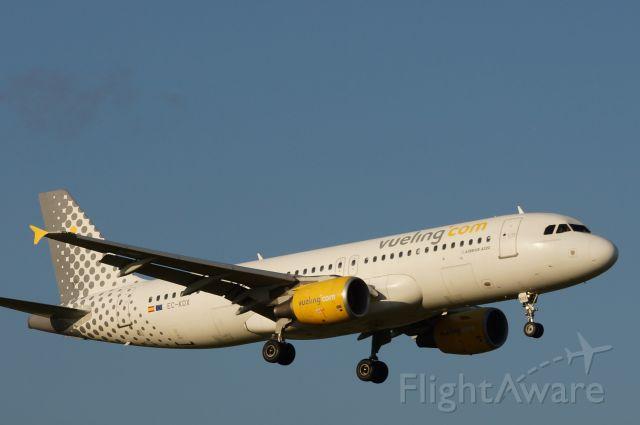 Airbus A320 (EC-KDX)