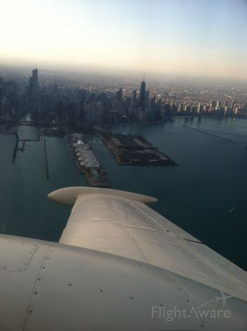 Piper PA-30 Twin Comanche — - Flying by Chicago