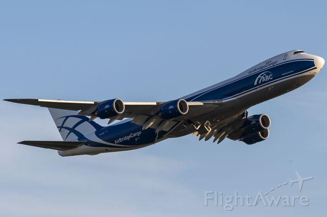 BOEING 747-8 (VQ-BVR)