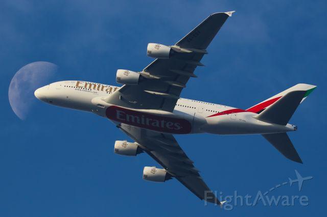 Airbus A380-800 (A6-EOV)