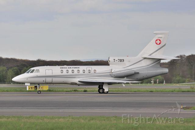 Fokker Maritime Enforcer (T783)