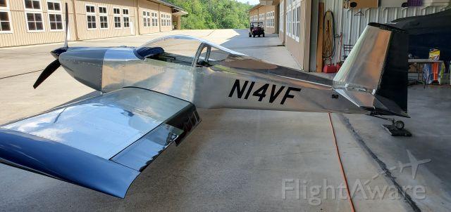 Vans RV-7 (N14VF)