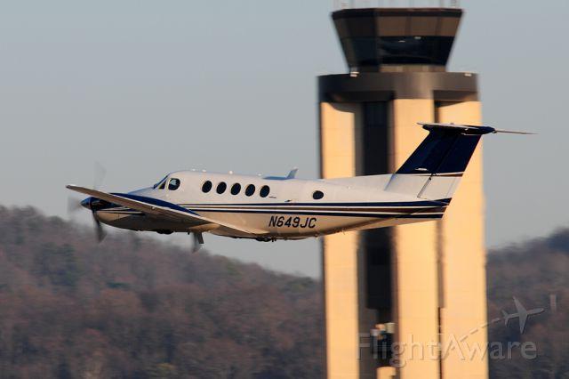 Beechcraft Super King Air 200 (N649JC)