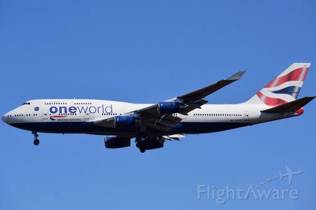 Boeing 747-400 (G-CIVZ)