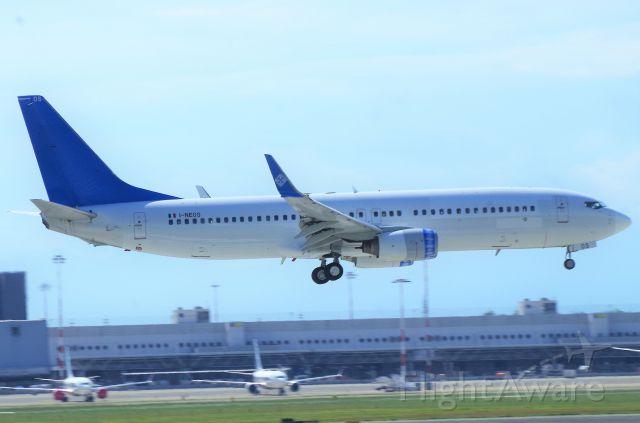 Boeing 737-800 (I-NEOS) - ROME FIUMICINO - MALPENSA  /  EX B737-800 SAMOA AIRWAYS.