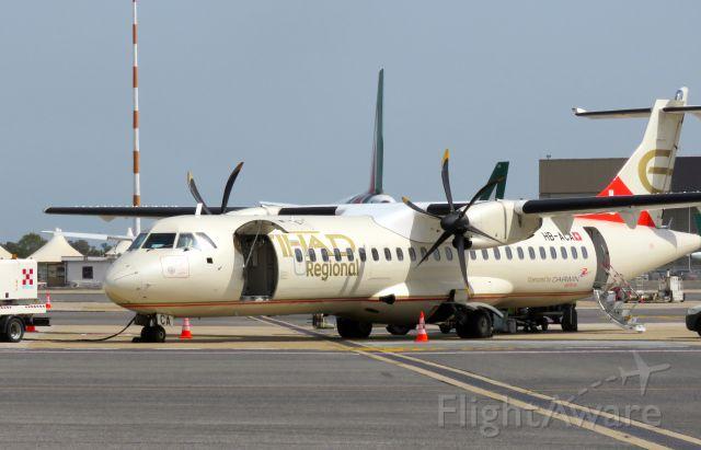Aerospatiale ATR-42-300 (HB-ACA)