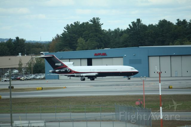 BOEING 727-200 (N727NK) - In town for the Nascar Race