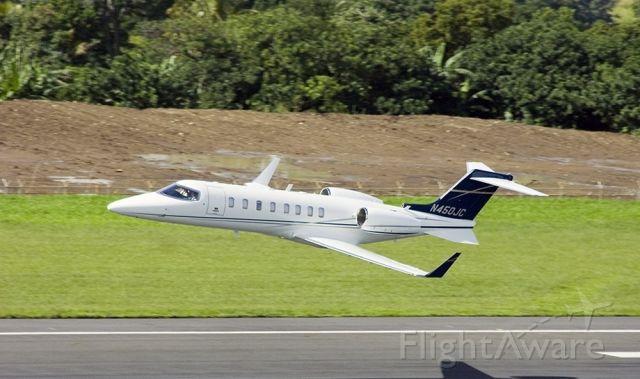 Learjet 45 (N450JC)