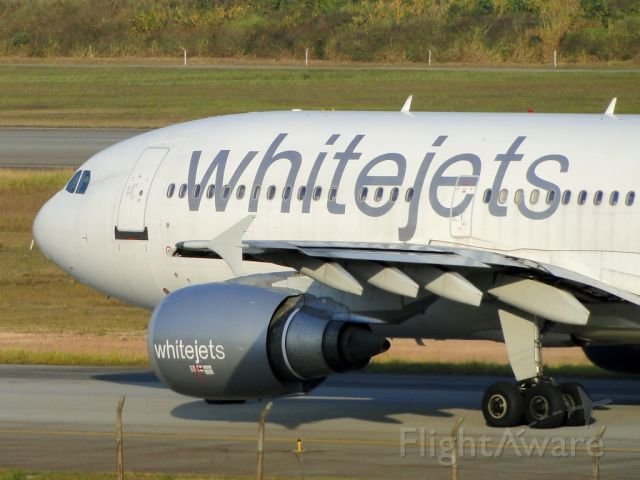 Airbus A310 (PR-WTA)