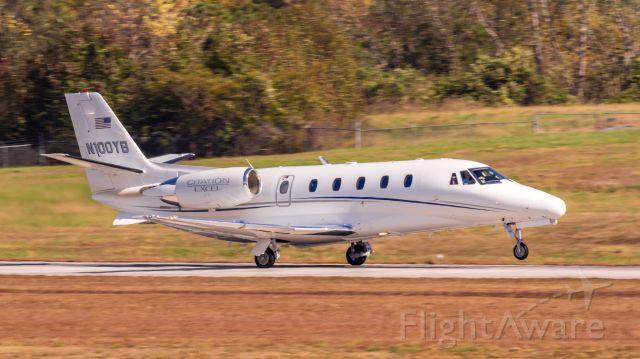 Cessna Citation II (N100YB) - Canon EOS SL1, EF 400mm f/5.6L