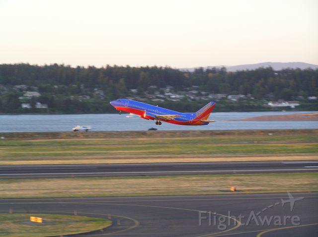 Boeing 737-500 (N505SW)