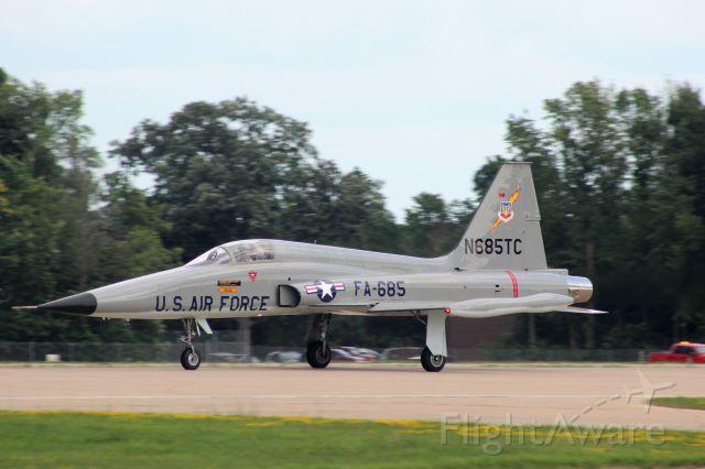 Northrop RF-5 Tigereye (N685TC)