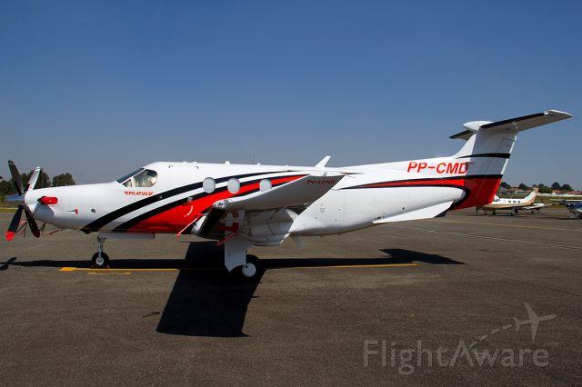 Pilatus PC-12 (PP-CMD)