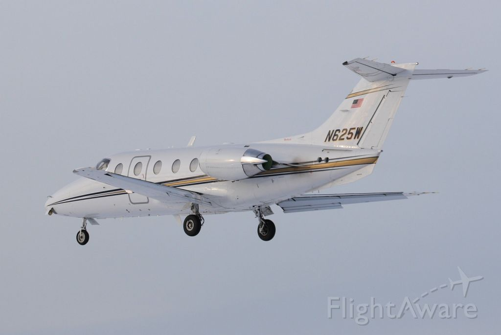Beechcraft Beechjet (N625W) - Beech 400A
