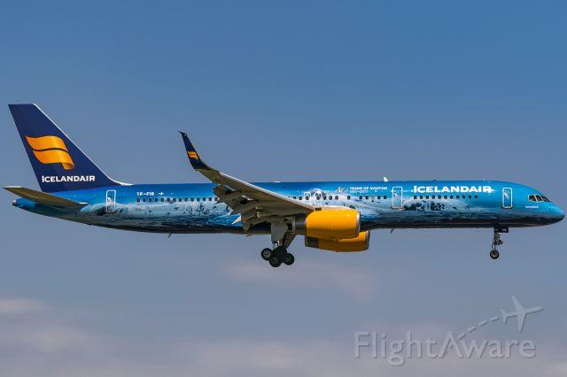 Boeing 757-200 (TF-FIR) - eddf