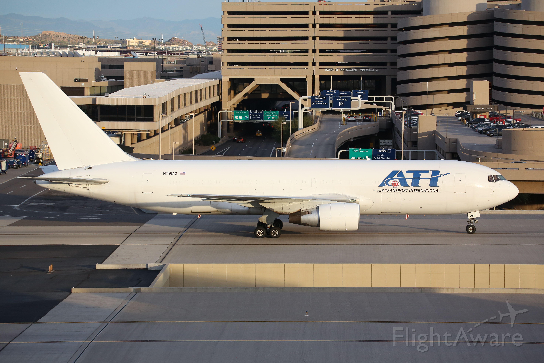 BOEING 767-200 (N791AX)