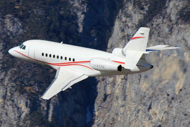 Dassault Falcon 2000 (I-KERE)