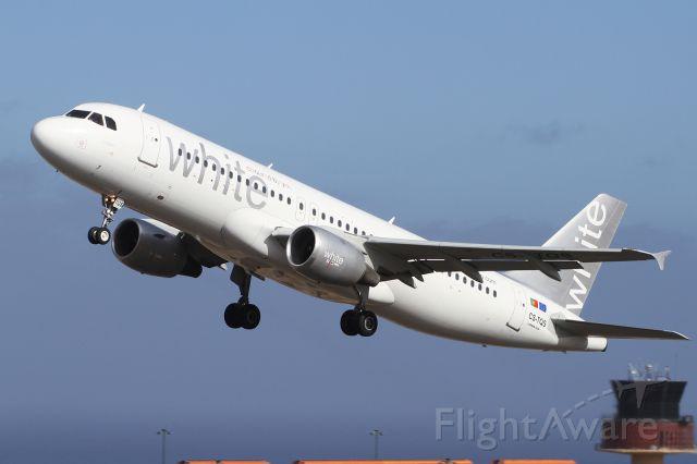 Airbus A320 (CS-TQS)