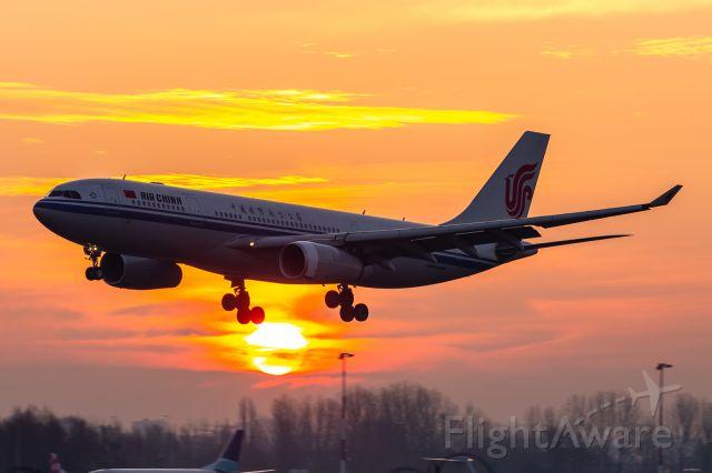 Airbus A330-200 (B-6505) - Airbus A330-243 B-6505 Air China