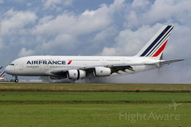 Airbus A380-800 (F-HPJD)