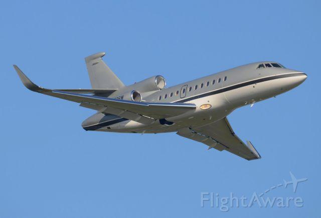 Dassault Falcon 900 (N111SW) - 24/09/2013