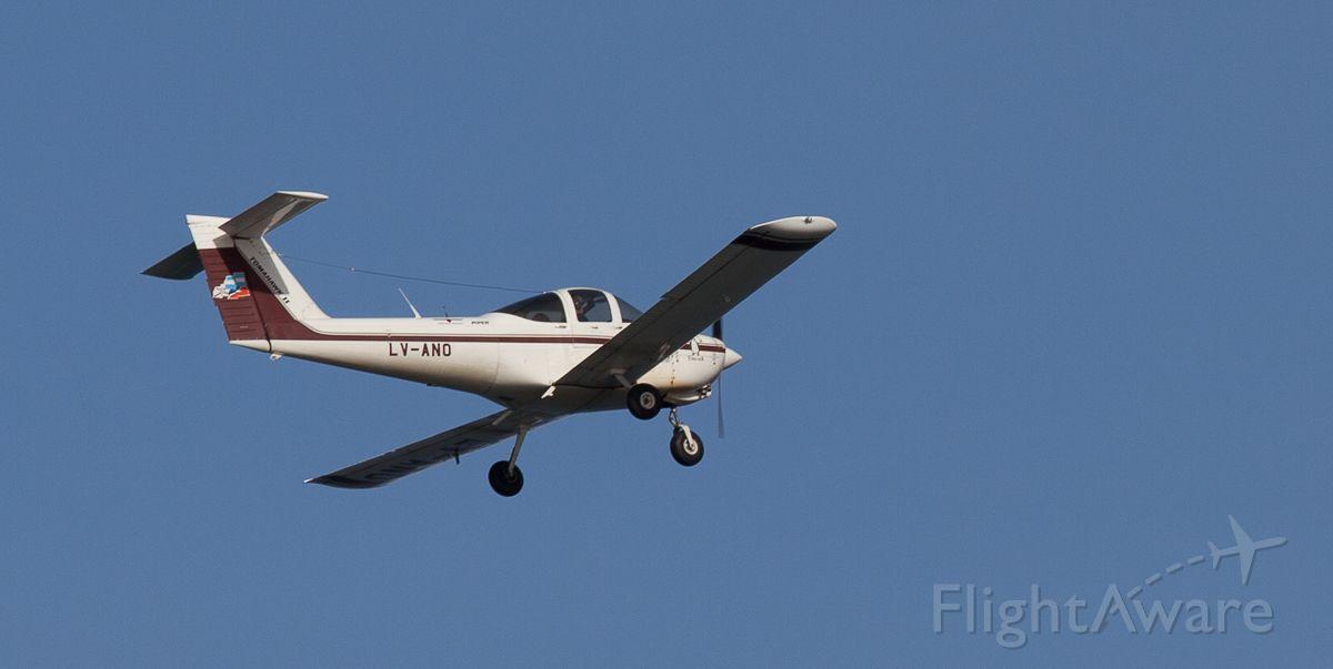 LV-ANO — - On Approach to Ushuaia – Malvinas Argentinas International Airport. 2014.03.01 @ 12:40