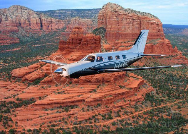 Piper Malibu Mirage (N444DT)