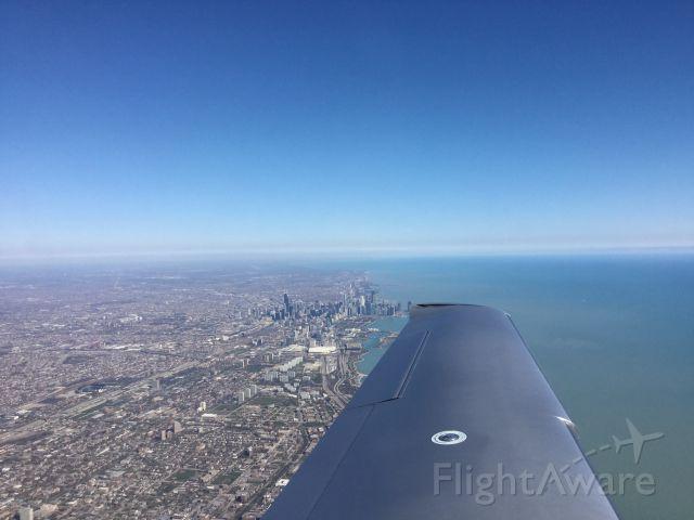 Cirrus SR-22 (N877MS) - City of Chicago
