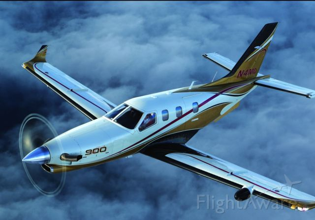 Daher-Socata TBM-900 (N46D) - CURRENT PICTURE OF TBM 900 SN#1012