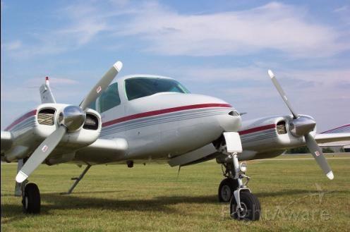 Cessna 310 (N8086M) - 1964 I-model 310
